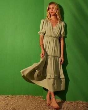 Vestido Long  Adriana
