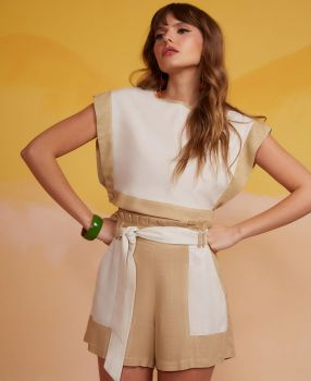 Blusa  Cropped Taylor