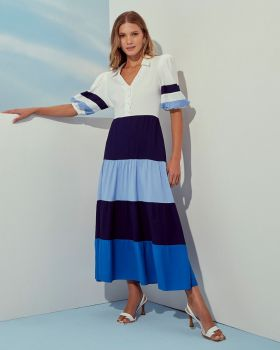 Vestido Long Alane