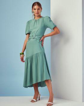Vestido Midi Anélia
