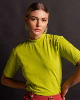 Blusa Essencial Hope Verde Lima